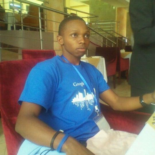 Photo taken at Boma Hotel by Karanja K. on 12/2/2012