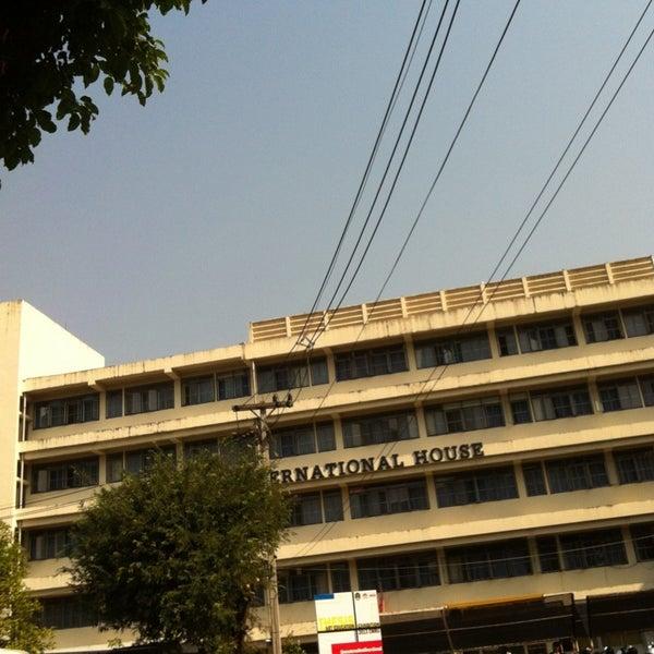 Photo taken at Chiang Mai Rajabhat University by ยอดมนุษย์ ปุ๊ดซีแลนด์ on 2/9/2013