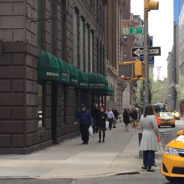 Photo taken at Garment District by Mitchell R. on 4/28/2015