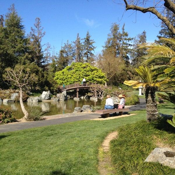 Photo taken at Japanese Friendship Garden by Ryan H. on 3/26/2013