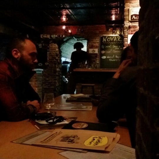Photo taken at Novare Res Bier Cafe by Catherine on 10/25/2014