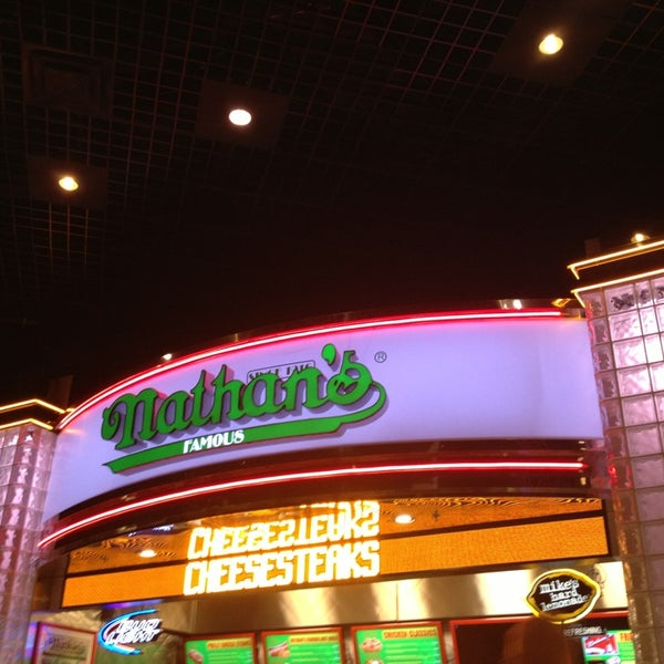 Has The Mgm Las Vegas Got A Food Court