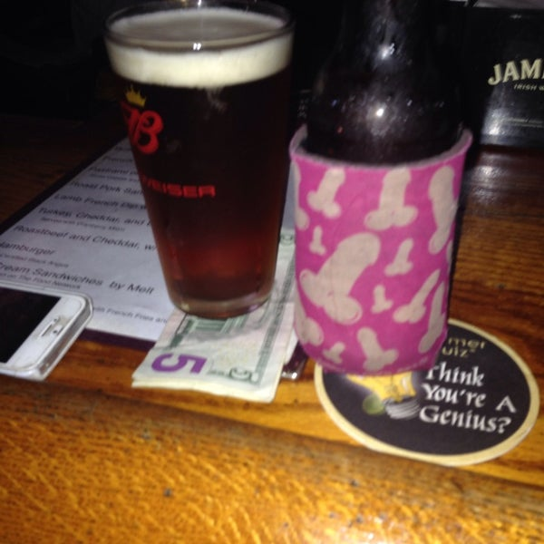 Photo taken at East Village Tavern by Melissa S. on 9/6/2014