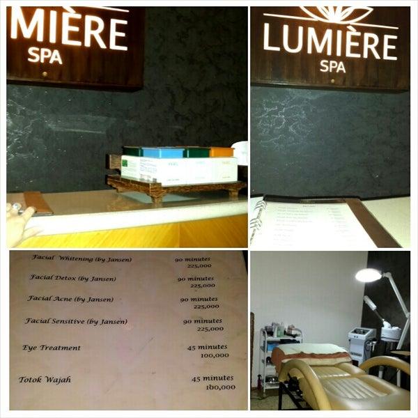 Lumiere spa 8 tips for Lumiere salon
