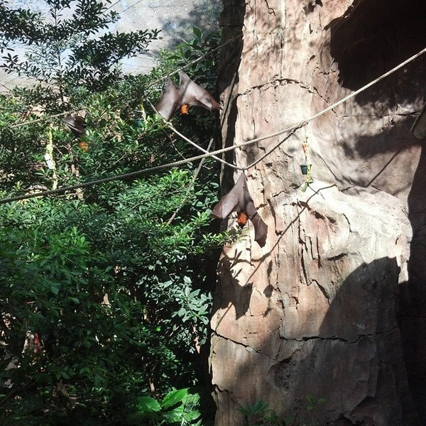 Photo taken at Maharajah Jungle Trek by Brian T. on 9/10/2014