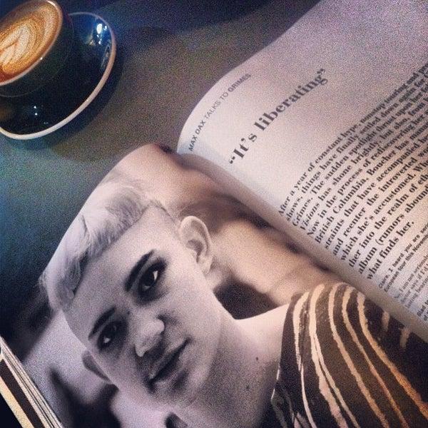 Photo taken at Bonanza Coffee by Paul M. on 1/2/2013