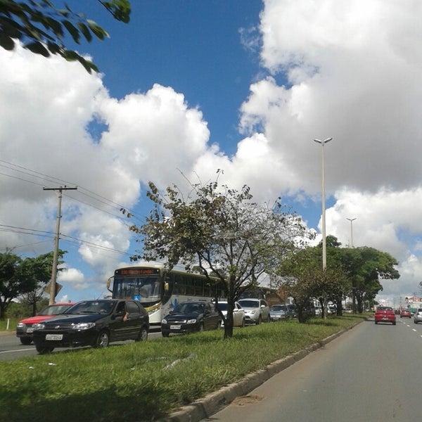 Photo taken at Taguatinga Centro by Raquel on 12/26/2013