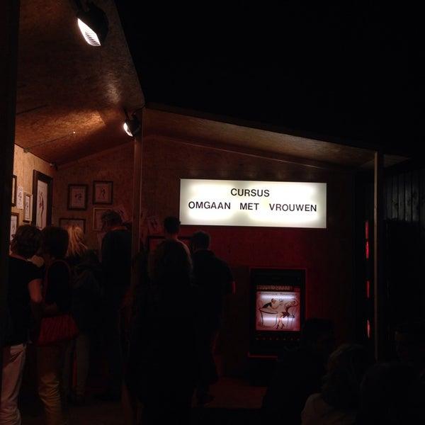 Photo taken at Festivalplein Theaterfestival Boulevard by Nancy W. on 8/9/2014
