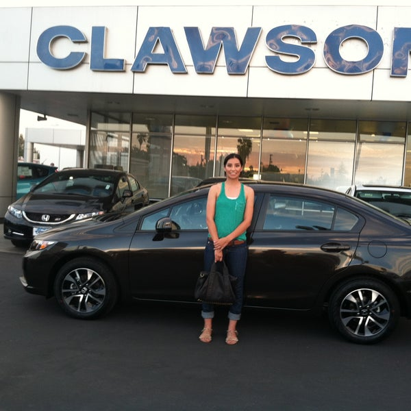 Clawson honda of fresno 7 tips from 126 visitors for Clawson honda service