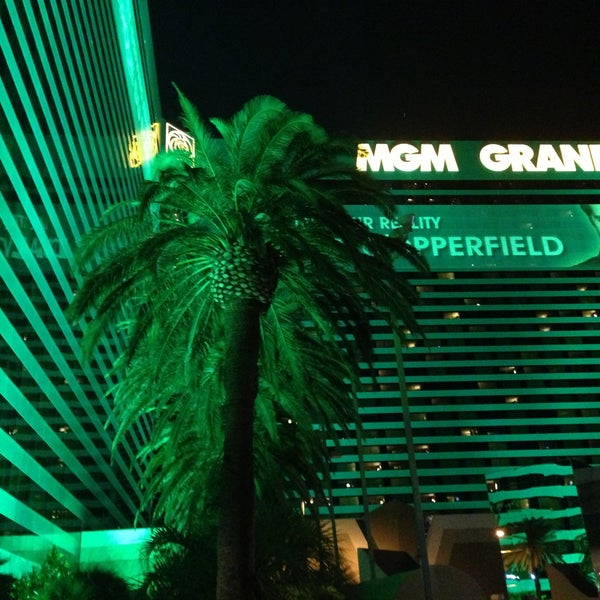 Photo taken at MGM Grand Hotel & Casino by Fertz P. on 4/29/2013