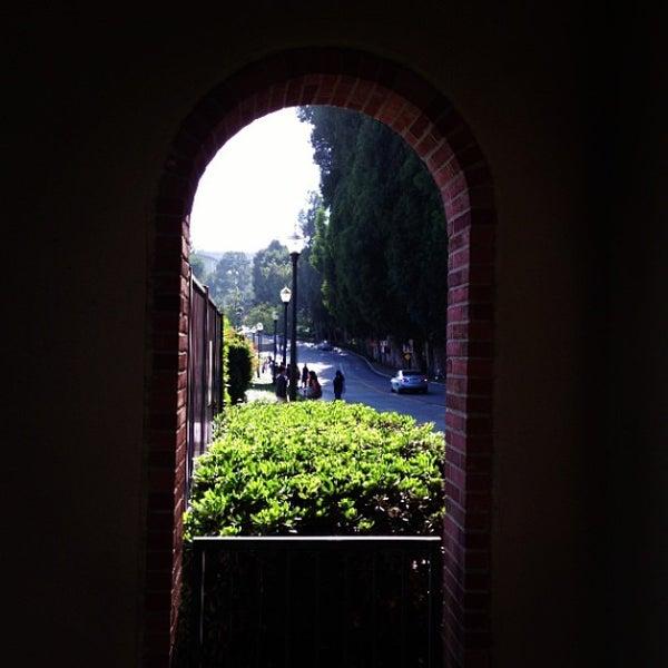 Photo taken at UCLA Intramural Field by Michael W. on 5/31/2013