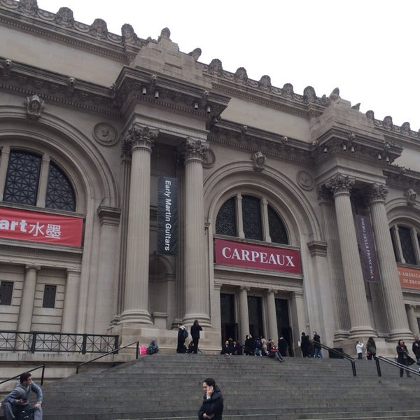 Photo taken at The Metropolitan Museum of Art by Simone P. on 3/10/2014