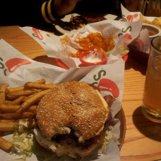 Photo taken at Chili's Grill & Bar by Debanjan D. on 10/23/2012