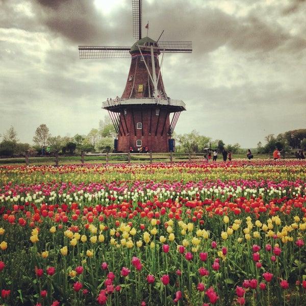 Windmill Island Garden Garden