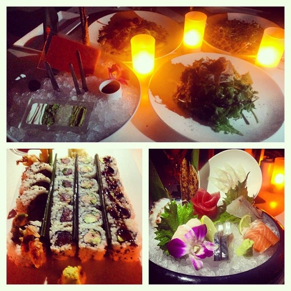 Photo taken at Morimoto Waikiki by HILuxury M. on 2/10/2014
