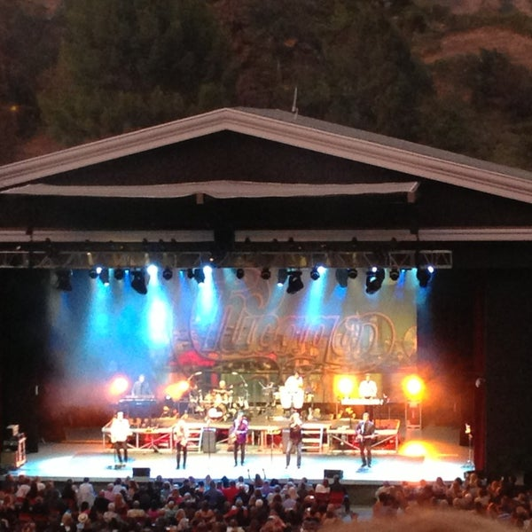 Photo taken at The Greek Theatre by Stefannie B. on 8/3/2013