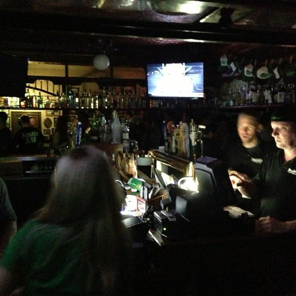 Photo taken at Malarky's Irish Pub by Lexington S. on 5/25/2013