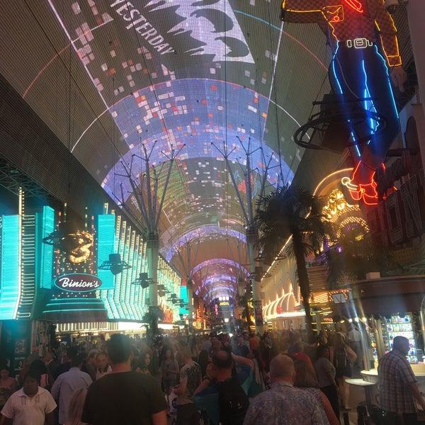 Photo taken at Downtown Las Vegas by Paulina T. on 7/11/2016