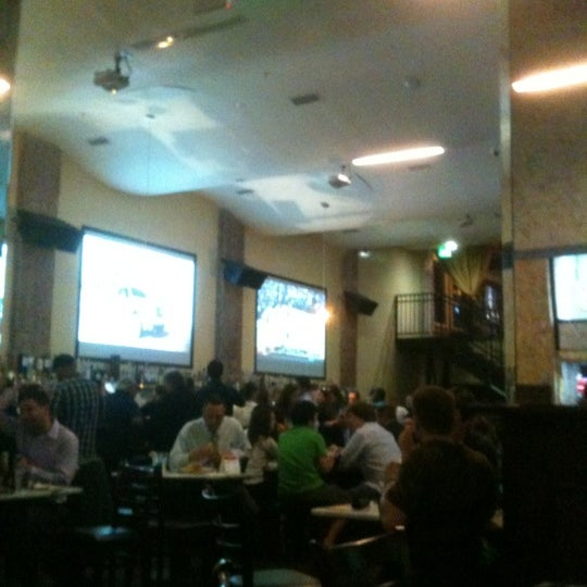 Photo taken at Los Angeles Brewing Company by Anita S. on 4/20/2012