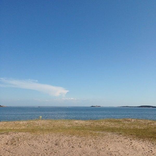 Photo taken at Tulliniemi by Jari on 7/26/2014