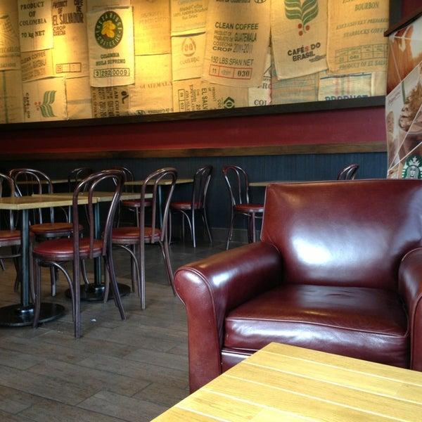 Photo taken at Starbucks by Heather K. on 5/30/2013