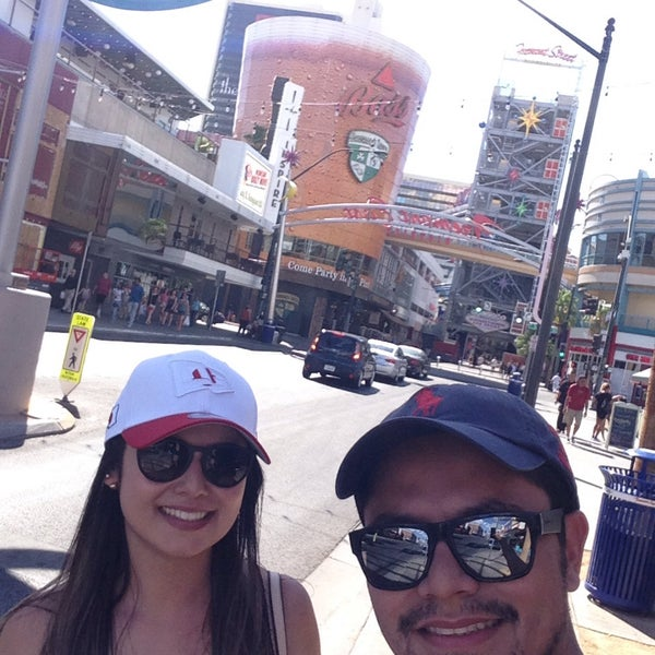Photo taken at Downtown Las Vegas by Luciano S. on 7/13/2015