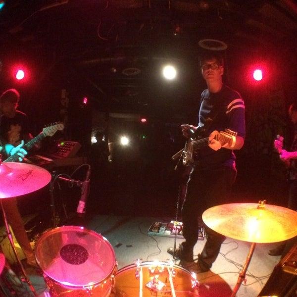 Photo taken at Velvet Lounge by Mat T. on 8/21/2014