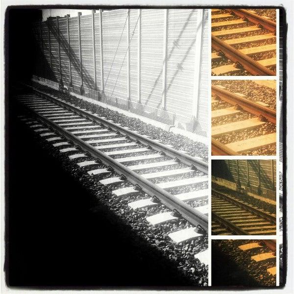 Photo taken at Stazione Napoli Centrale by Vincenzo R. on 12/19/2012
