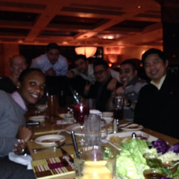 Photo taken at Cheesecake Factory by Eric S. on 1/23/2014