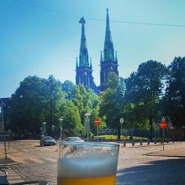 Photo taken at Latva by Sergey I. on 7/26/2014