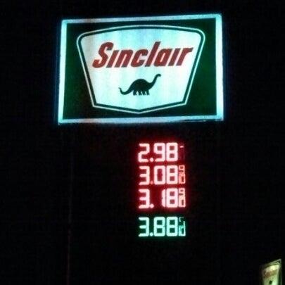 Photo taken at Moapa Paiute Travel Plaza / Chevon Gas by Doug E. on 12/29/2012