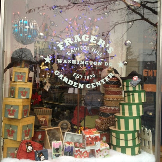 Photo taken at Fragers Hardware by Carolyn on 12/9/2012