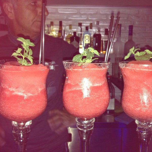 Amazing strawberry daiquiri's
