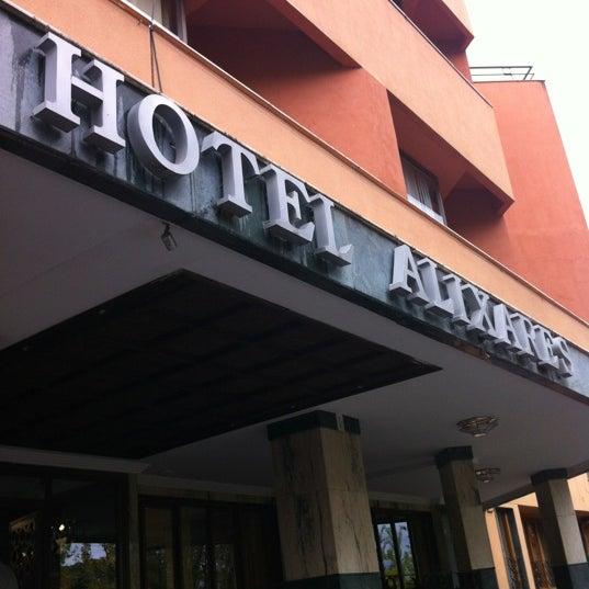 Photo taken at Hotel Alixares 4* by houboku n. on 10/25/2012