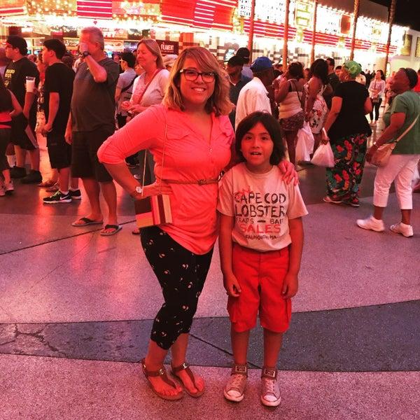 Photo taken at Downtown Las Vegas by Eva B. on 7/14/2015