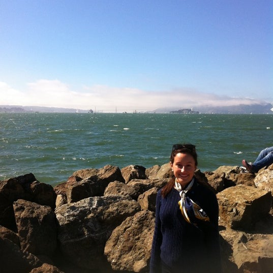 Photo taken at Treasure Island by Liz W. on 10/7/2012
