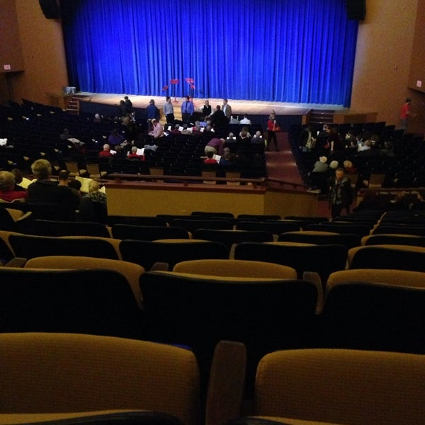 Photo taken at Lisner Auditorium by Reynald D. on 12/8/2013