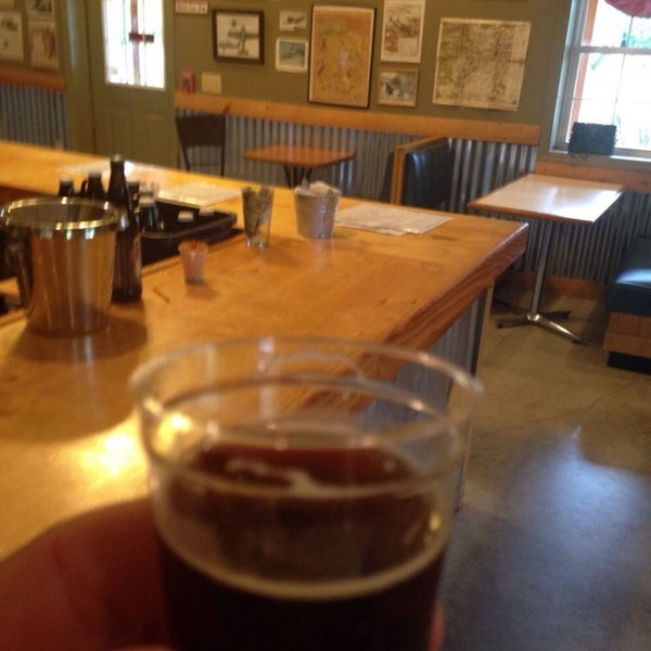 Photo taken at War Horse Brewery by Ted H. on 8/10/2015