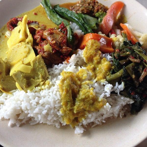 Photo taken at Restoran Sambal Hijau by sara n. on 3/11/2015