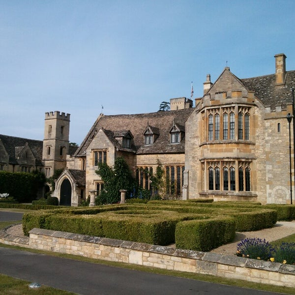 Photo taken at Ellenborough Park by Pierre-Benoit S. on 7/15/2013