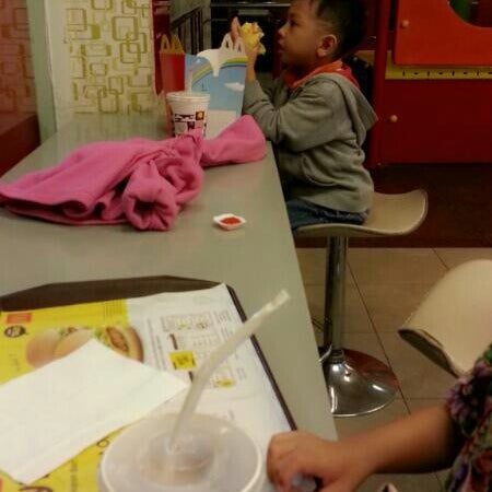 Photo taken at McDonald's by Merisa C. on 6/11/2014