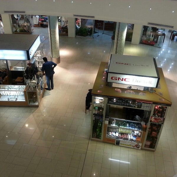 Photo taken at Trincity Mall by Dwight N. on 1/13/2014