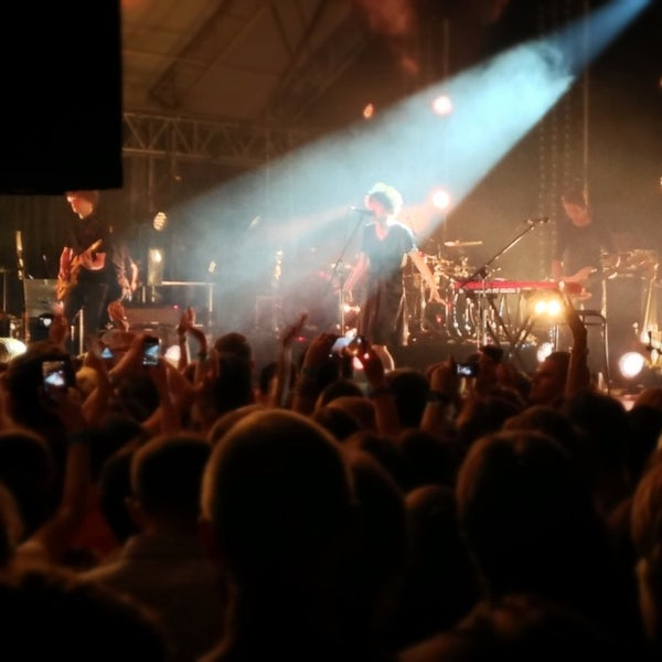 Photo taken at TonHalle by Marina G. on 6/15/2013