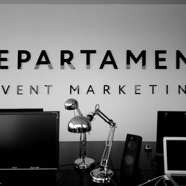 Departament Creative Event Marketing Якиманка Москва