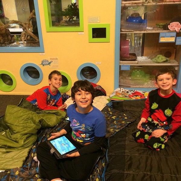 Photo taken at Long Island Children's Museum by Vikki S. on 2/8/2015