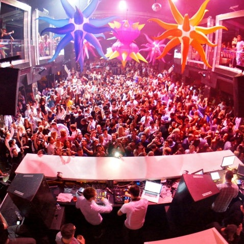 Photo taken at LIV Miami by Purple M. on 10/5/2012