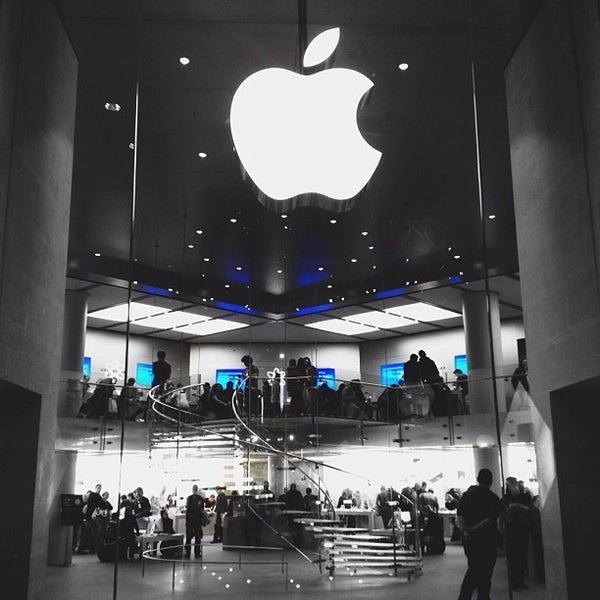 Apple Store Carrousel Du Louvre 166 Tips