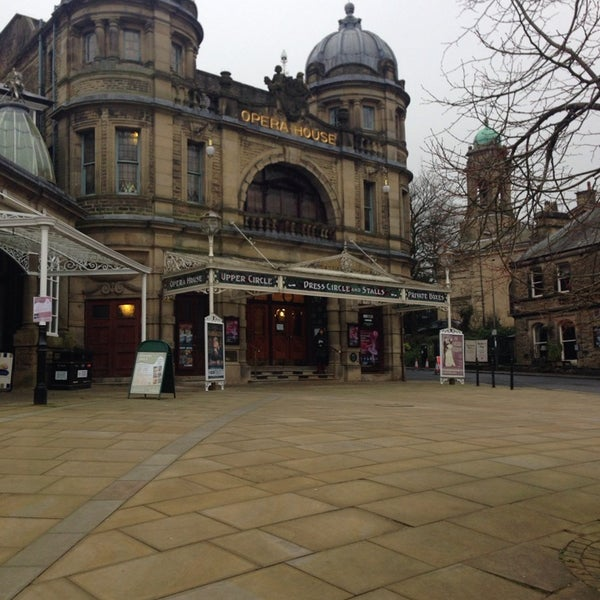 Photo taken at Buxton Opera House by Dasha N. on 3/6/2014