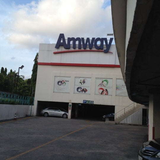 Photo taken at Amway อ่อนนุช by Kiattikorn S. on 5/19/2012