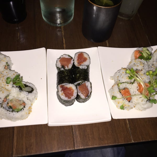 Photo taken at Harney Sushi by Bill B. on 12/9/2014